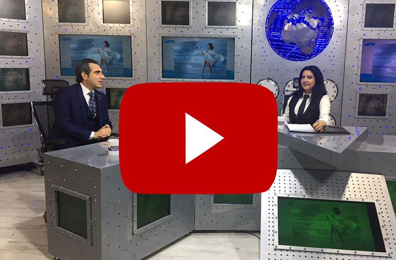 Kadri Hasdemir Business Channel Türk Programında
